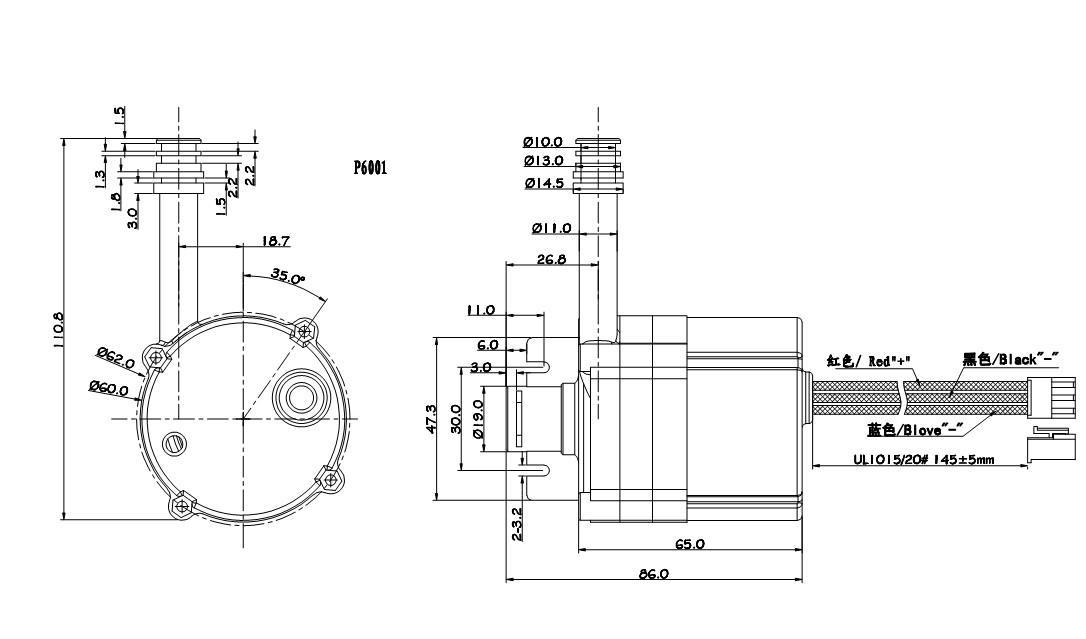 热水器增压泵】价格