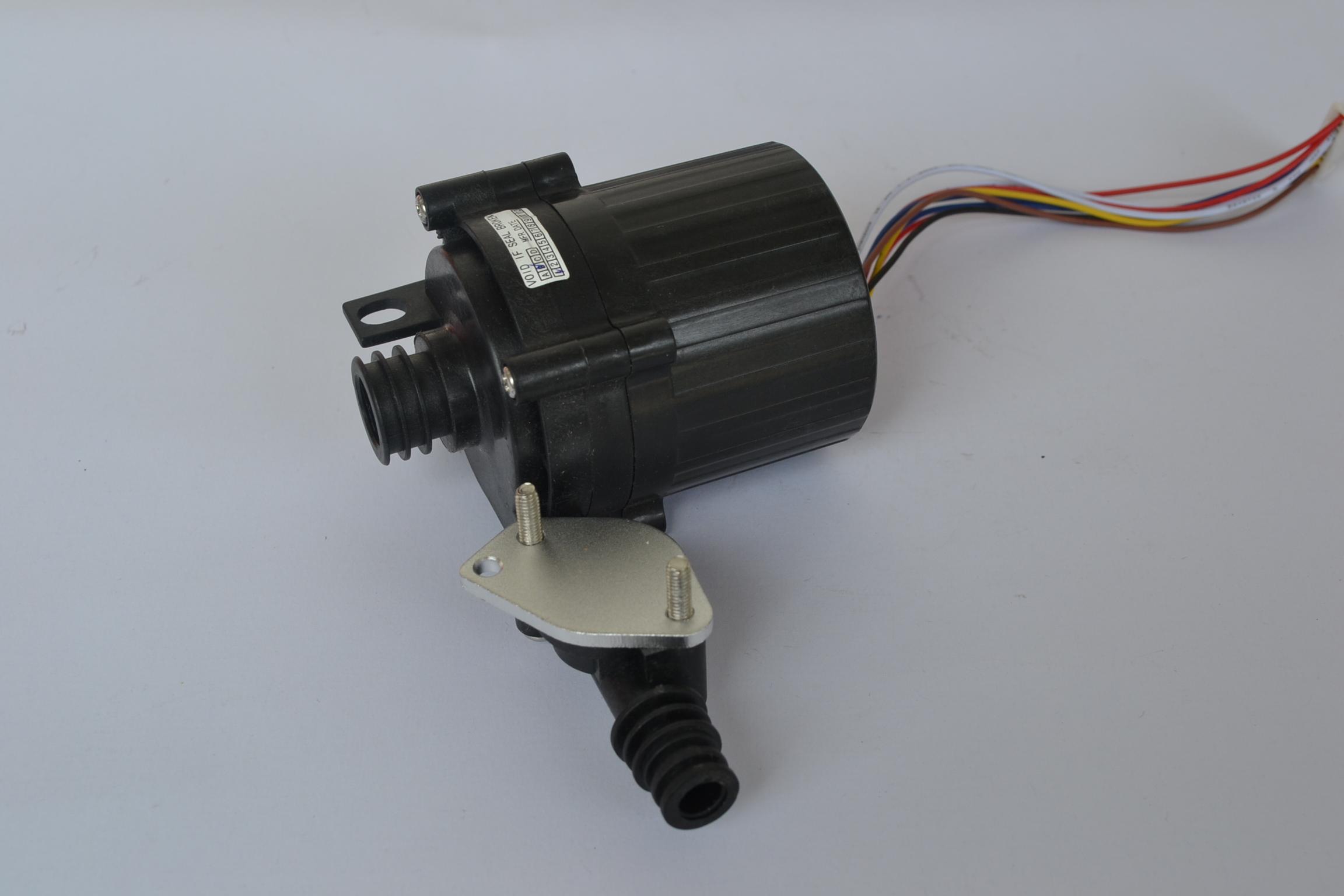 有刷电机水泵和无刷电机水泵接线的区别—东莞